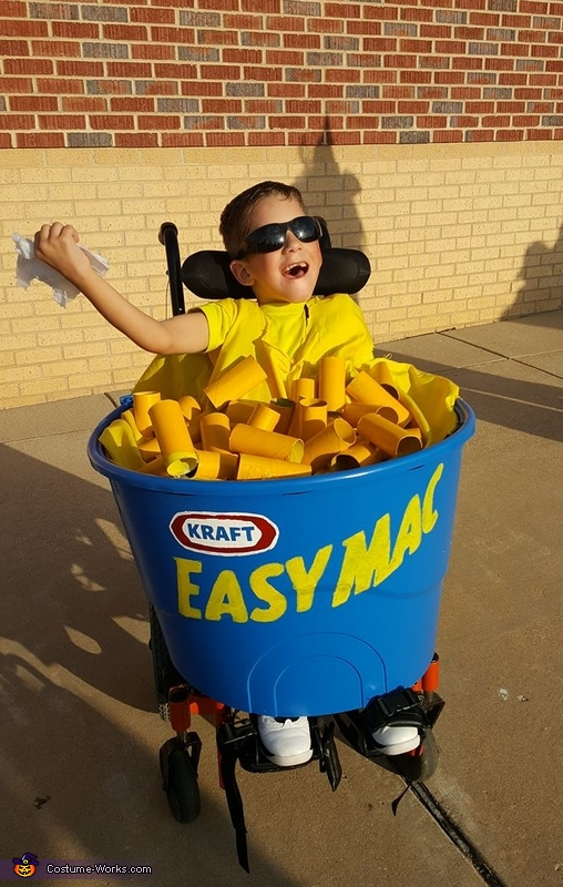 Easy Mac Costume