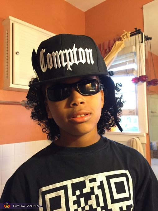 Eazy-E Homemade Costume
