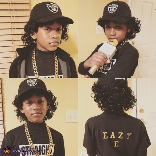 Eazy-E Homemade Costume