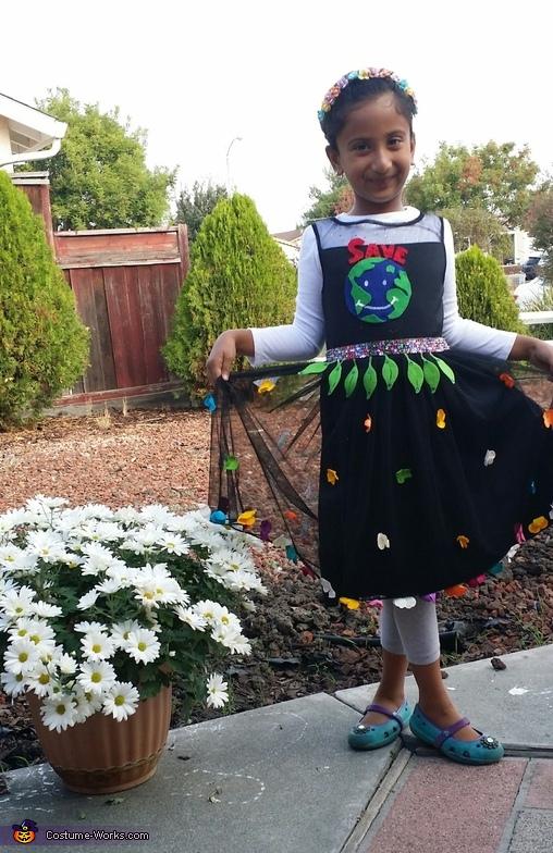 Eco-Princess Costume
