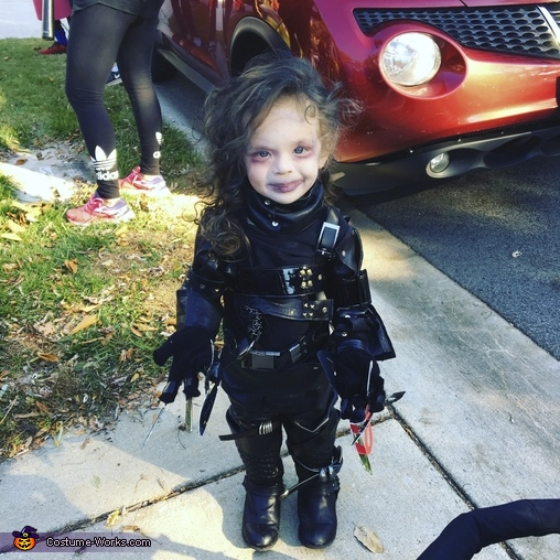 Infant Edward Scissor Hands Costume