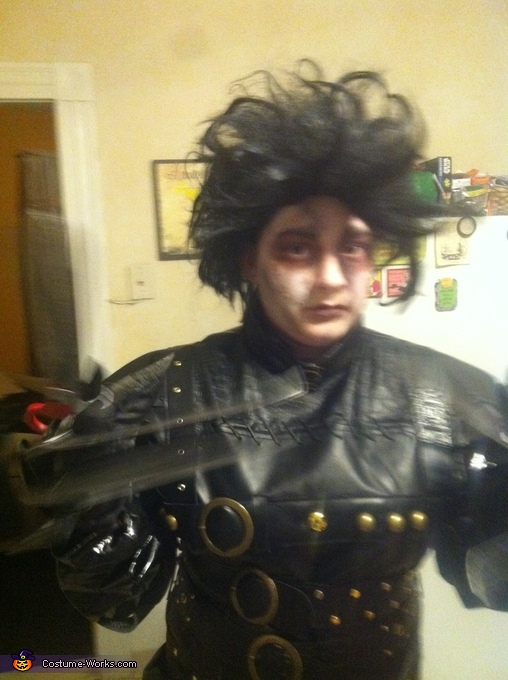 Edward Scissorhands Women's Costume