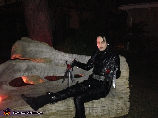 Edward Scissorhands Costume for Women