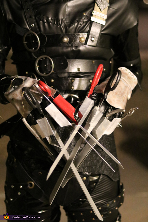 Scissorhands, Edward Scissorhands Costume