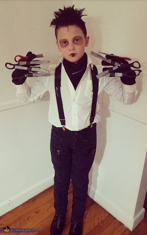 Jacob Scissorhands Costume