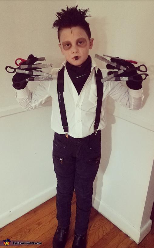 Jacob Scissorhands Costume