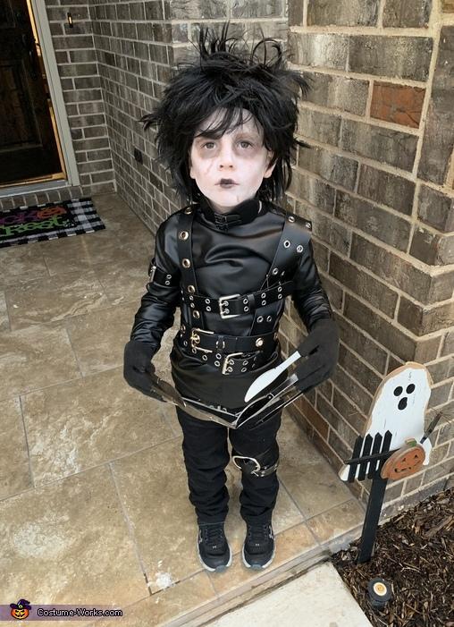 Edward Scissorhands Costume