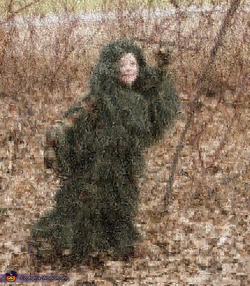 The Hedge, Edward Scissorhands Costume