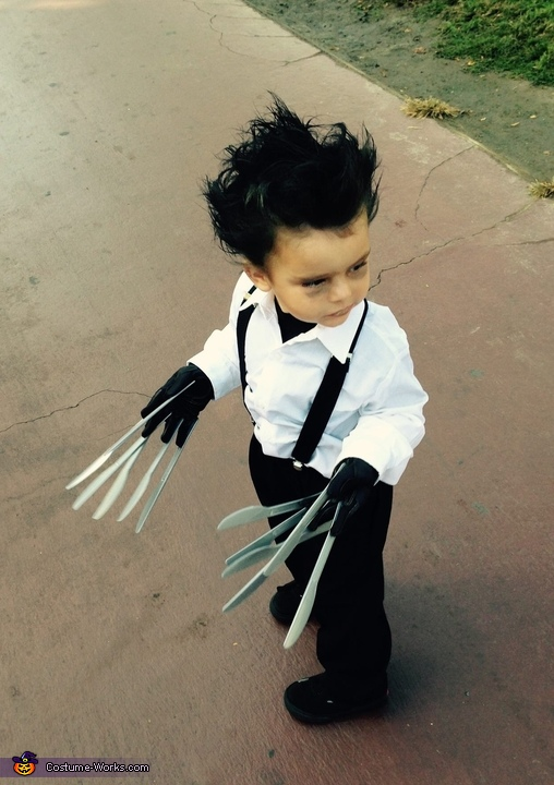 Edward Scissorhands, Edward Scissorhands Toddler Costume