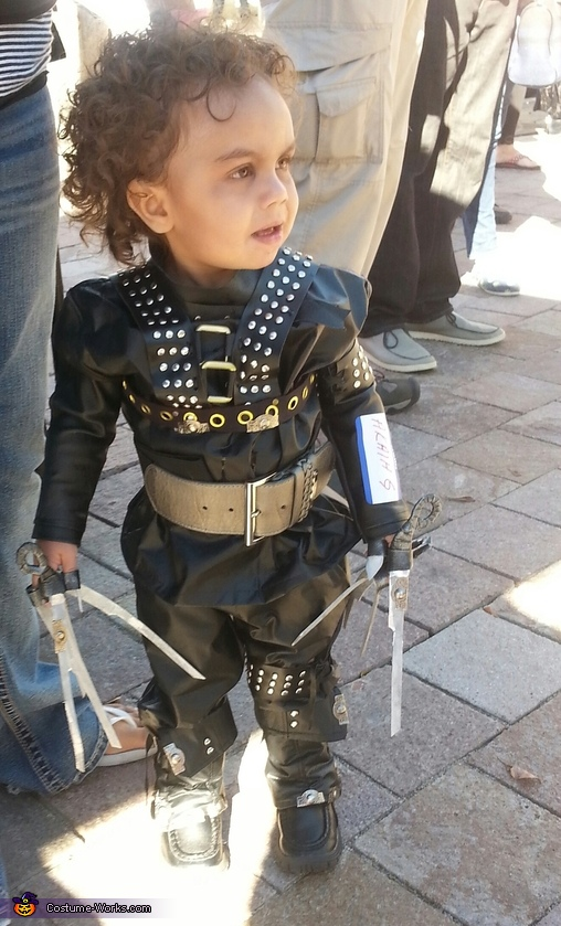 Baby Edward Scissorhands Costume