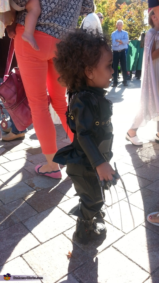 Edward scissorhands. , Baby Edward Scissorhands Costume