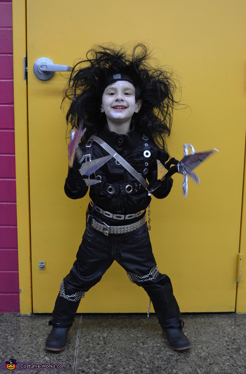 Fun Edward Scissorhands Costume