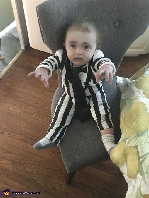 Jaxon, Edward Scissorhands Costume