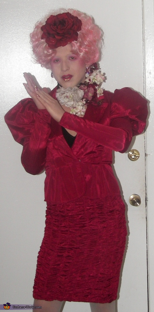 Effie Trinket - Homemade costumes for women