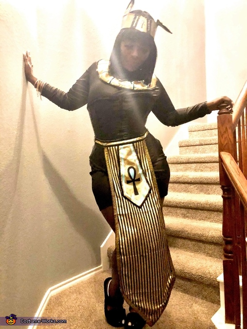 Egyptian Queen Gabi, Egyptian King and Queen Costume