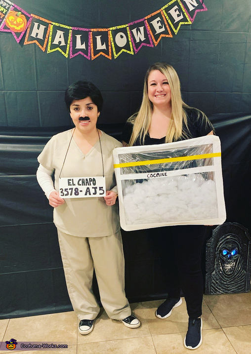El Chapo and the Merchandise Costume