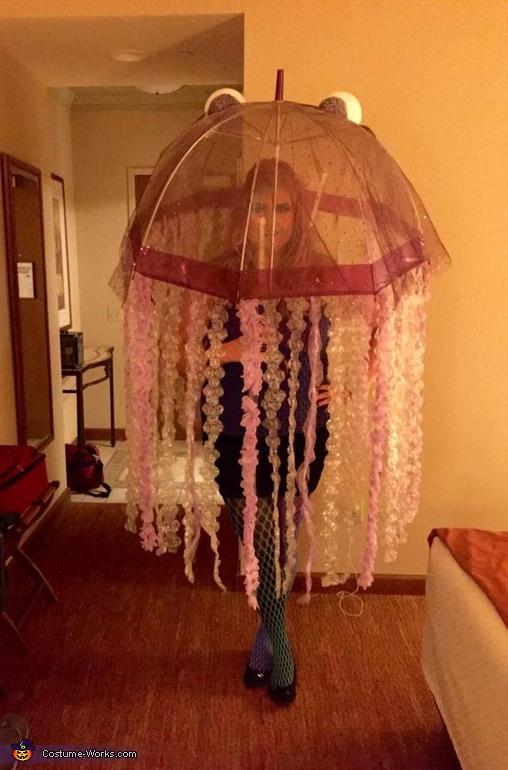 Electric Jellyfish Costume