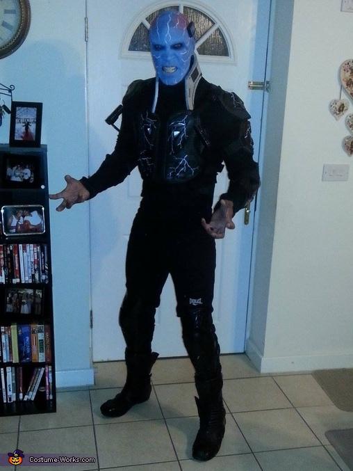 Electro Costume
