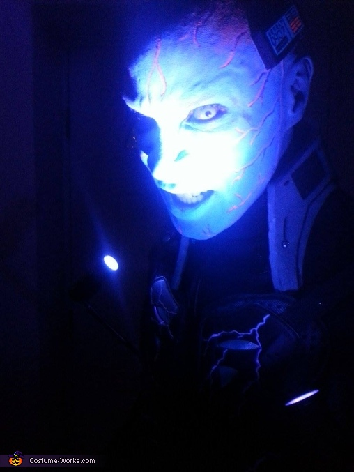 Electro Homemade Costume