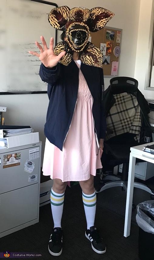Eleven as the Demogorgon Costume