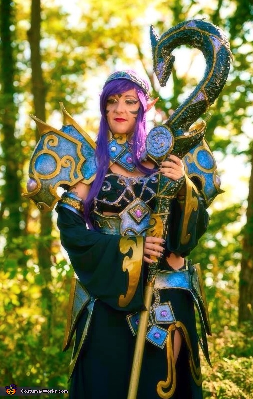 Elf Mage Costume
