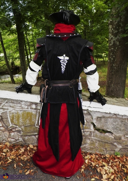 Elite Malfatto from Assassins Creed Homemade Costume
