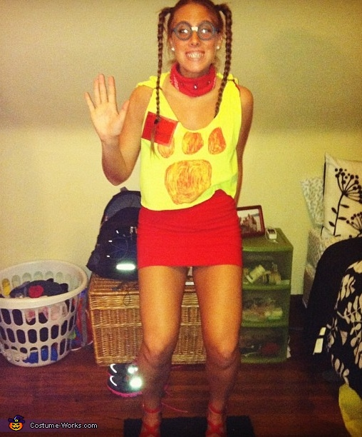 Eliza Thornberry Costume