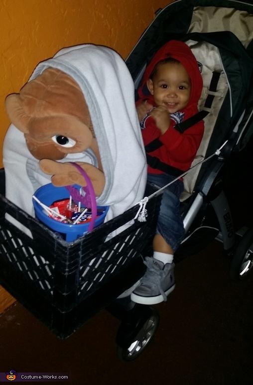 Elliot & E.T. Costume