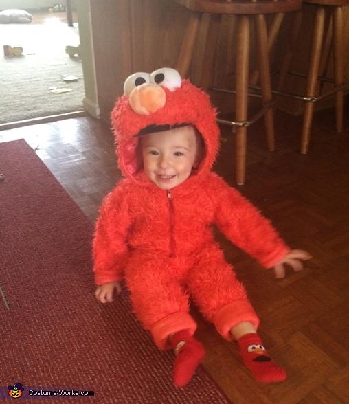 Elmo Baby Costume