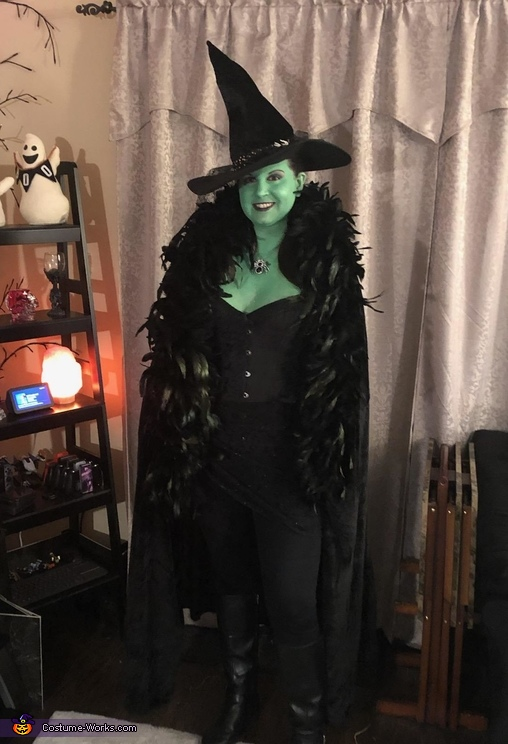 Elphaba from Wicked Costume