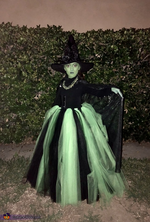 Elphaba - Wicked Witch of the West Costume