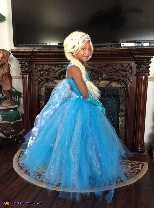 Elsa from Frozen Costume