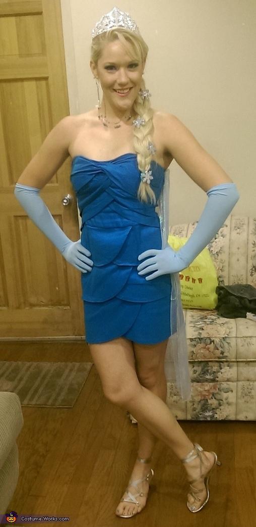 Elsa from Frozen Costume