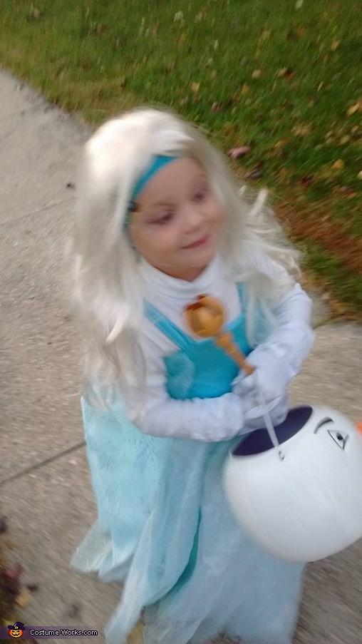 Elsa - Frozen Costume