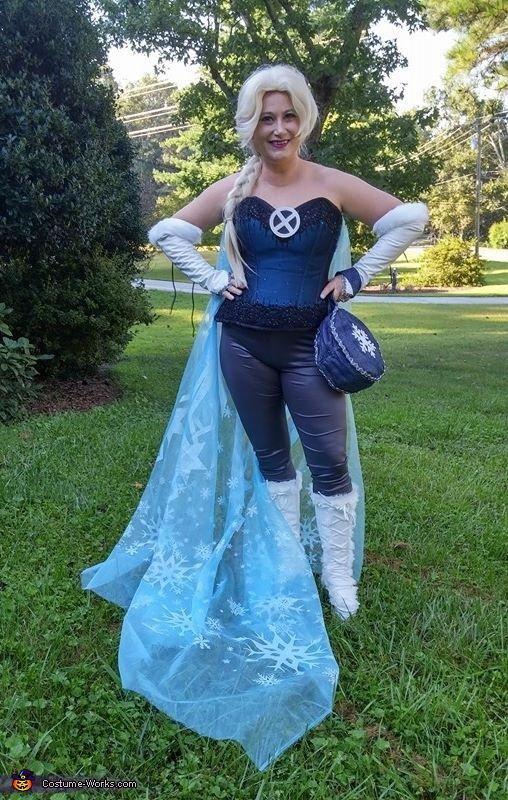 Elsa X Costume