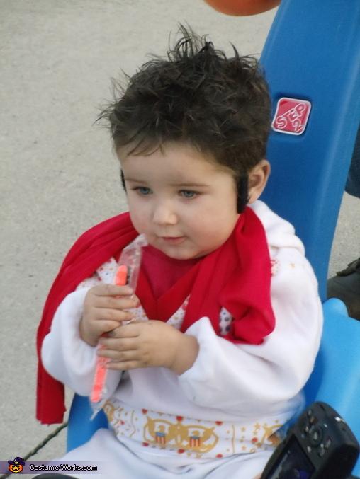 Elvis Baby Costume