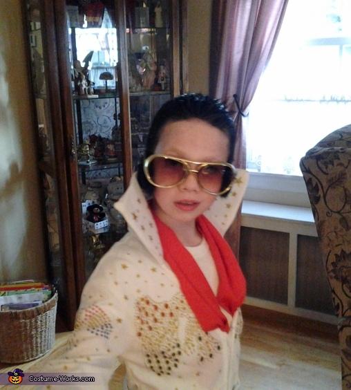 elvis, Elvis Costume