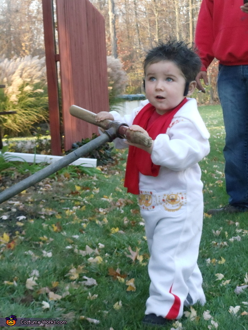 Elvis Baby Halloween Costume