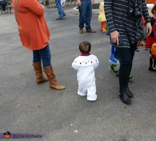 Elvis Baby Costume Idea