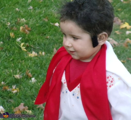 Elvis Baby Halloween Costume