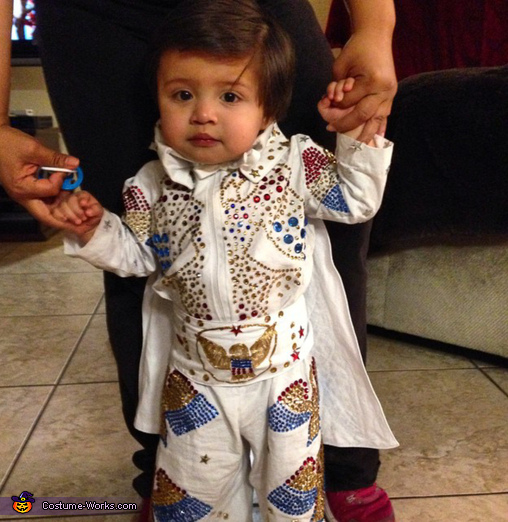 Elvis, The King Elvis Baby Costume
