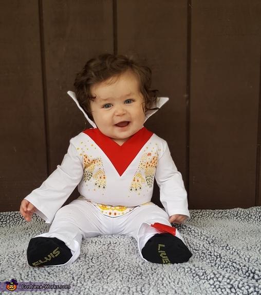 Elvis Lives Costume