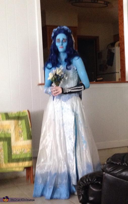 Emily Corpse Bride Costume