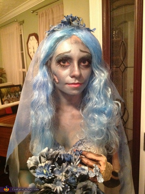 Emily from the Corpse Bride Costume