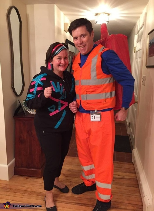 Emmet and Wyldstyle Costume