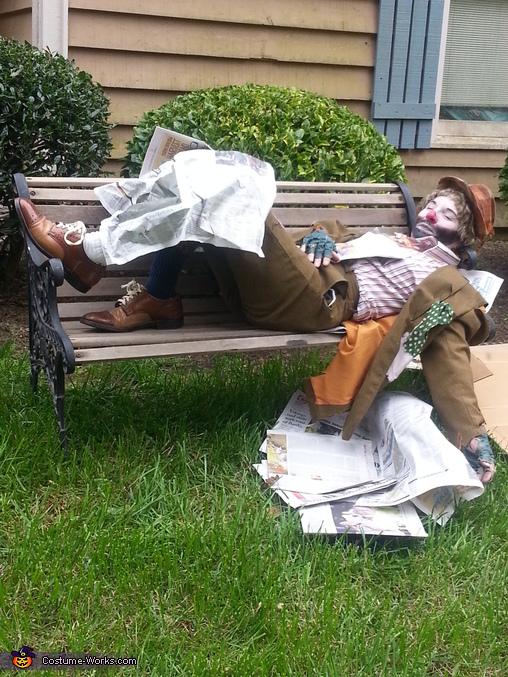 Nap Time!, Emmett Kelley Costume