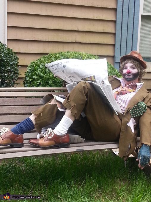 Maybe I need a job!, Emmett Kelley Costume