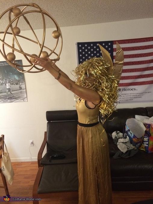Emmy Award Costume