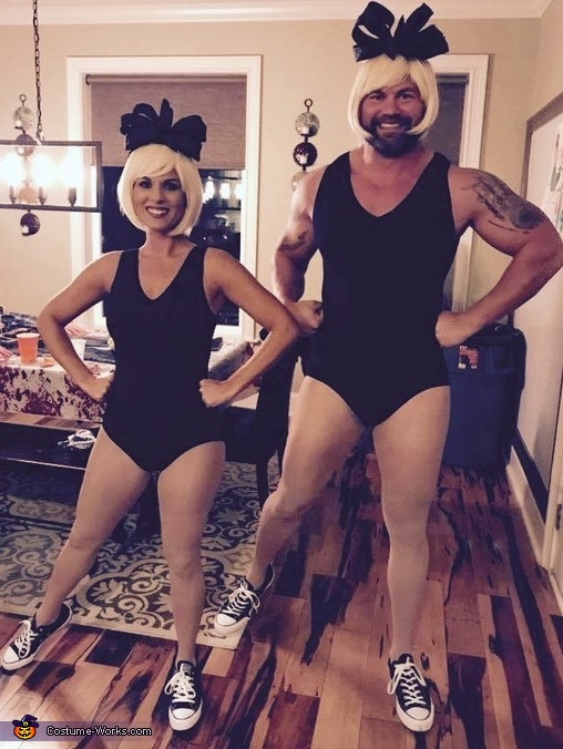 Emoji Twin Ballerinas Costume