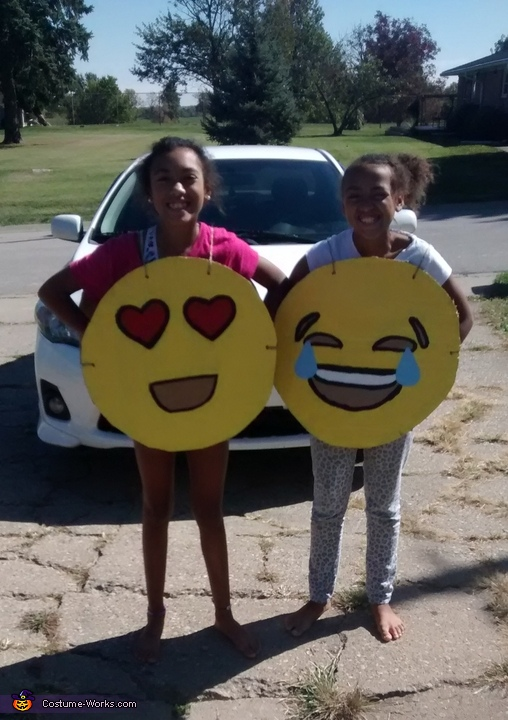 Emojis Costume
